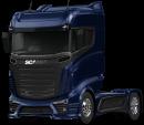 Настроение: Scania v12