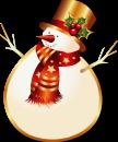 Настроение: Снеговик v2